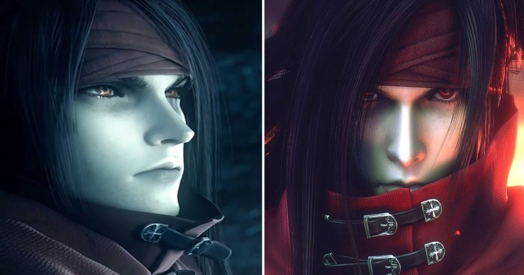 10 Things Everyone Completely Missed About Vincent Valentine