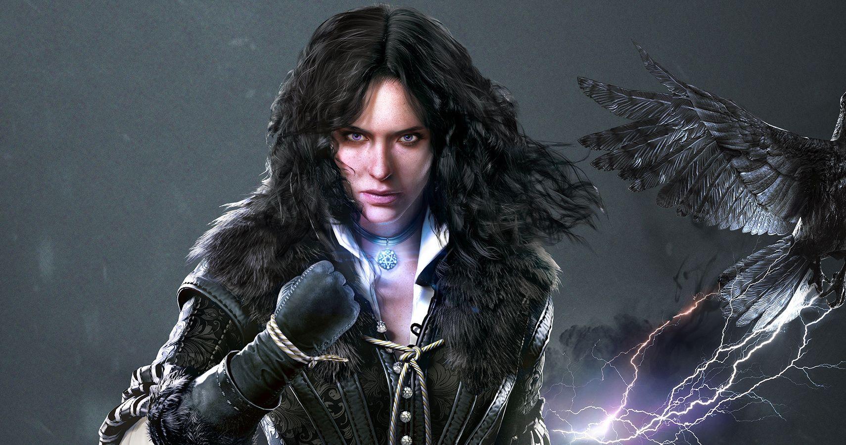 Witcher Yennefer