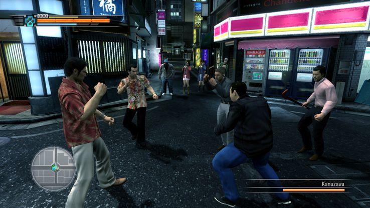 Every Mainline Yakuza Game, Ranked | TheGamer