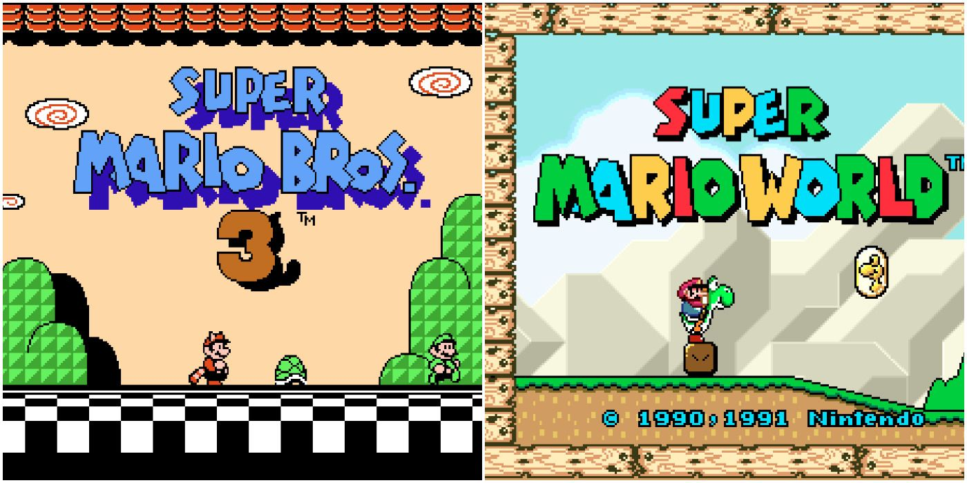 Super Mario Bros. 3 vs Super Mario World: Which Game is Actually Better?