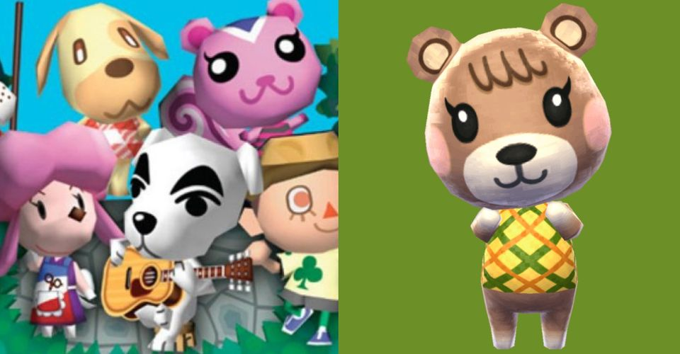 female animal crossing new horizons cute villagers