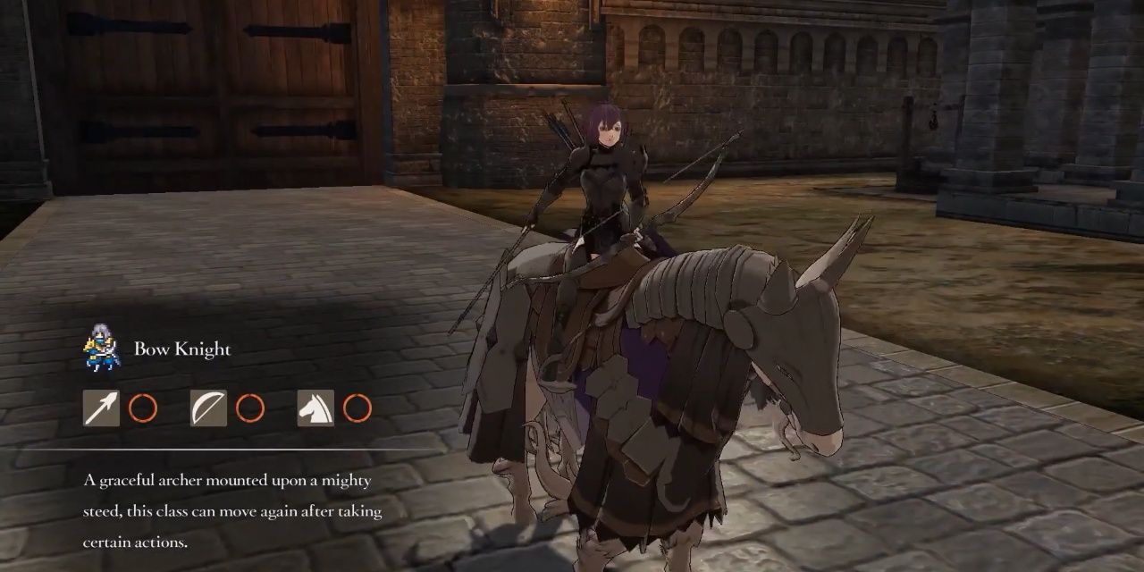 Fire Emblem: Great Classes To Put Each Black Eagle Member Into