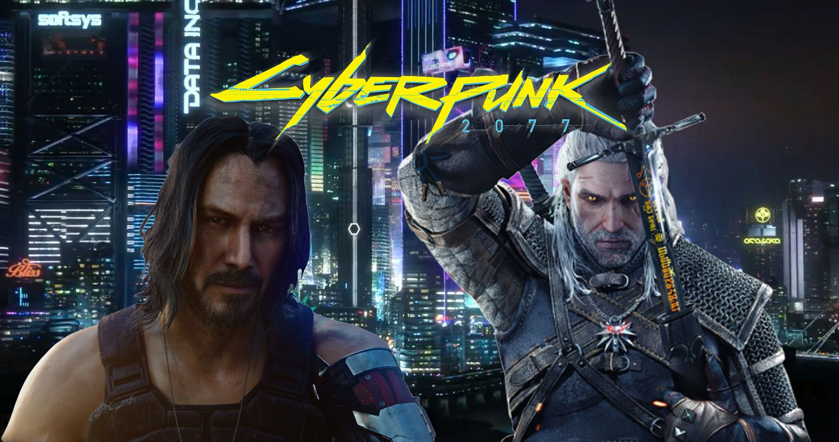 Cyberpunk 2077's Map Is Smaller Than The Witcher 3's ...