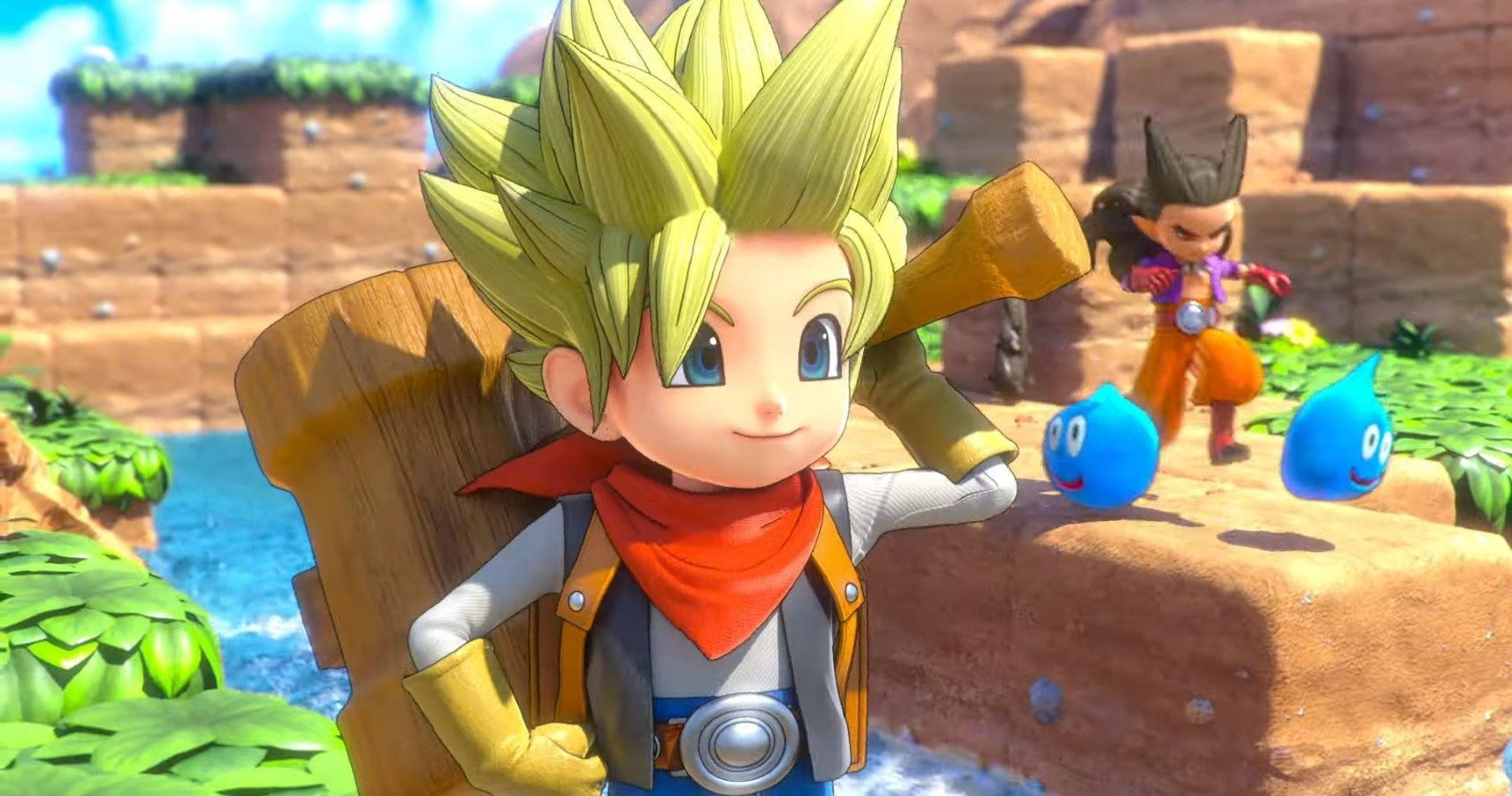Dragon Quest Builders 2 Has Shipped More Than 1.1 Million Units