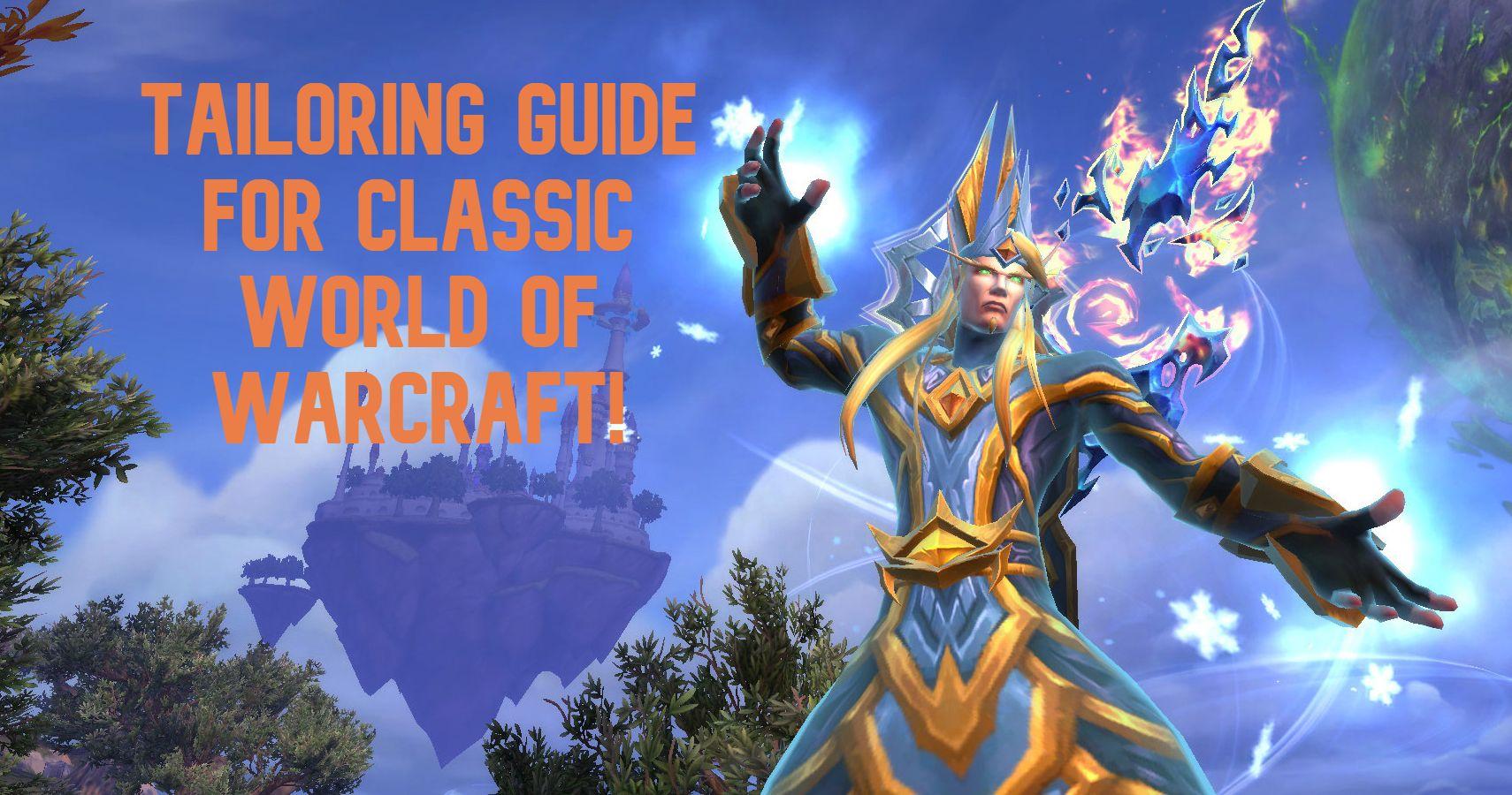 tailoring enchanting guide