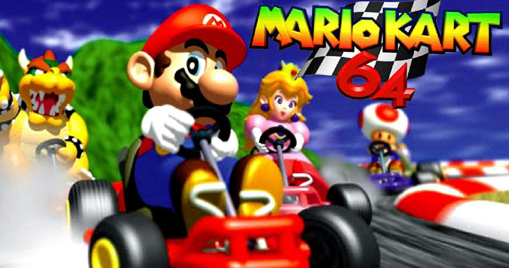 Mario Kart 64 Is The Best Mario Kart Thegamer