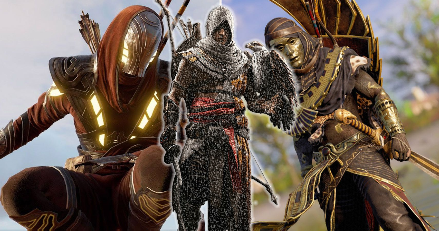 15 Best Armor Sets In Assassin S Creed Origins Ranked