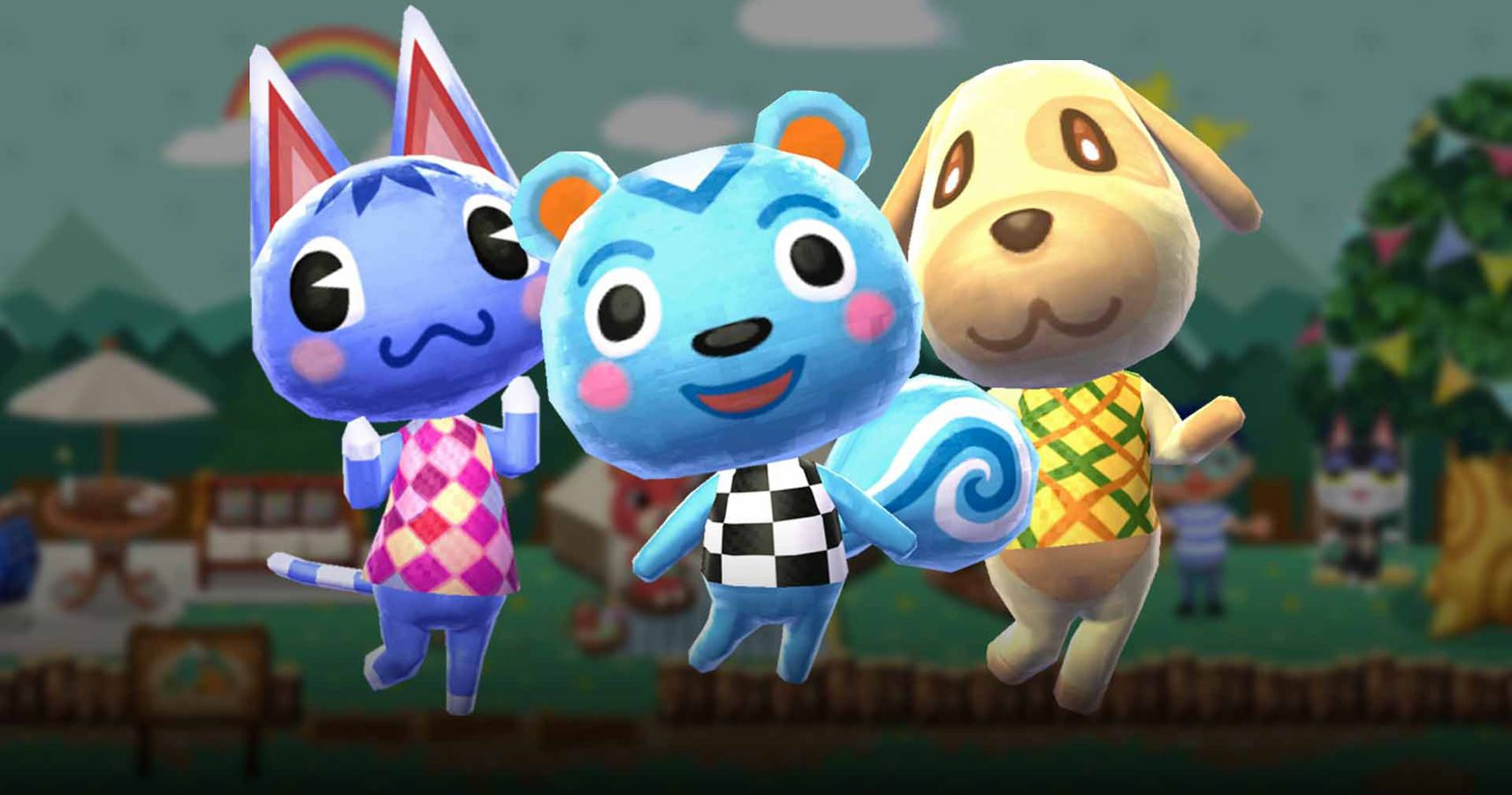 The 15 Weirdest Villagers From Animal Crossing Ranked Thegamer