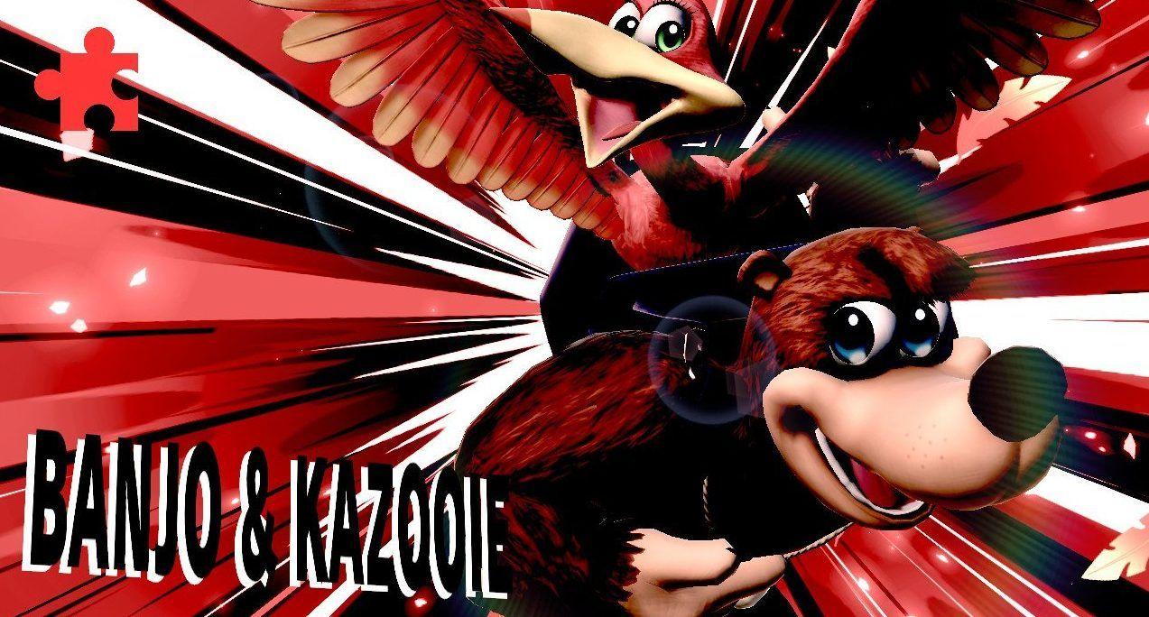 Super Smash Bros  Ultimate: Banjo-Kazooie Guide   TheGamer