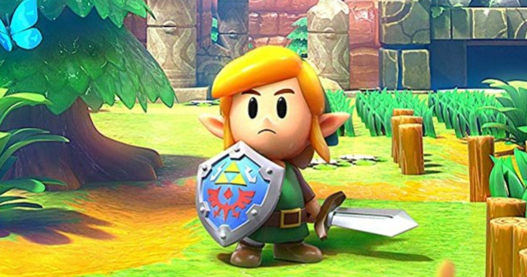 Link's Awakening Is Already Topping Amazon Sales Charts