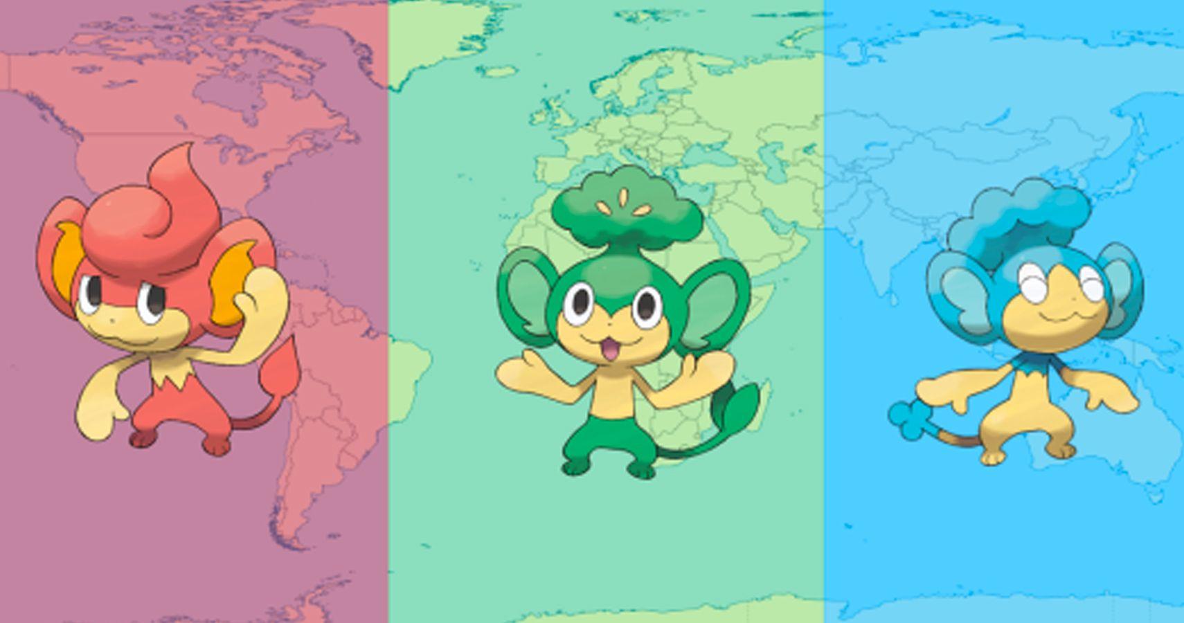 Pokemon Go Gen 5