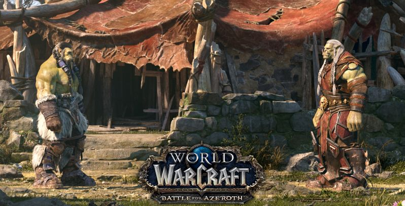 WoW Classic Players Getting Free Battle For Azeroth | TheGamer