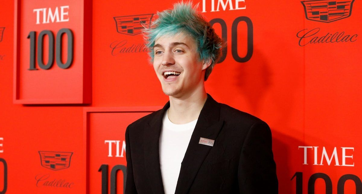 Ninja's Mixer Hit 2 Million Subs, 12 Million More To Go