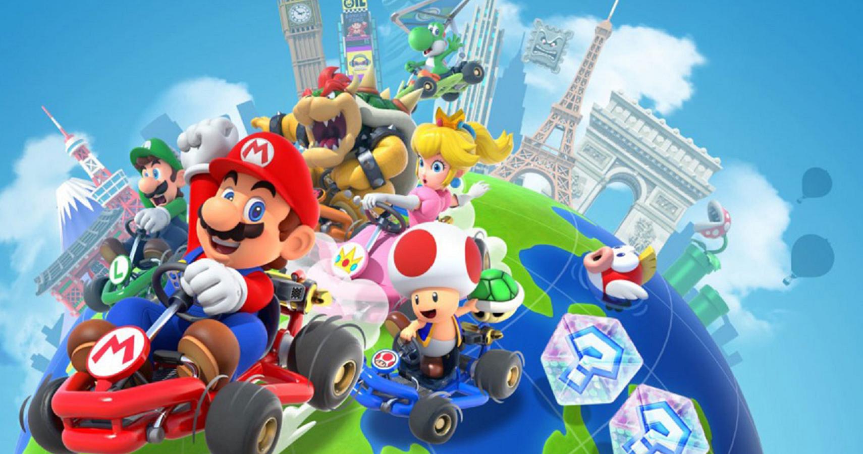 Mario Kart Tour Tips Tricks To Improve Your Kart Racing Skills