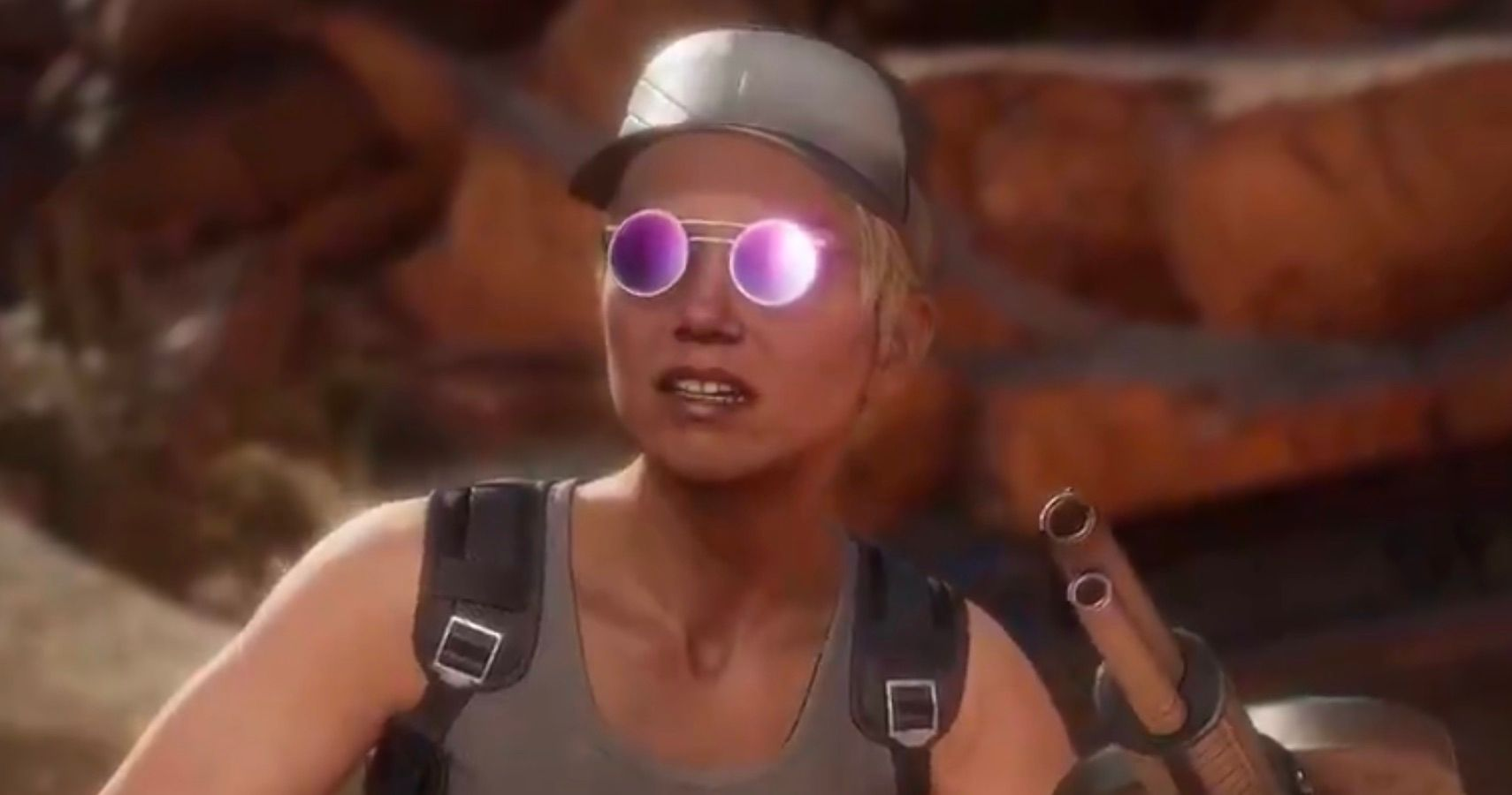 Sonya Blade Getting A Sarah Connor Skin In Mortal Kombat 11