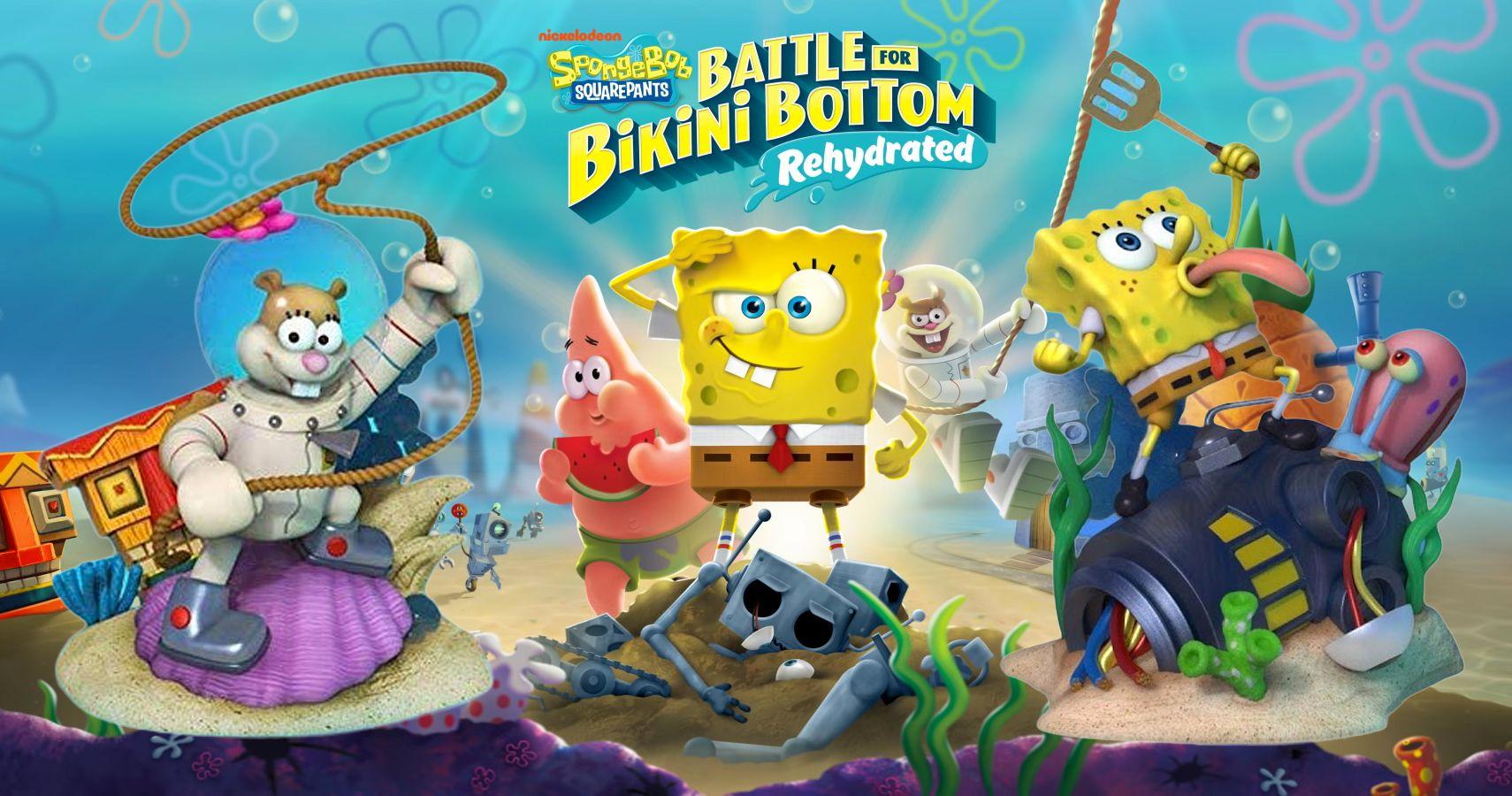 bikini For spongebob