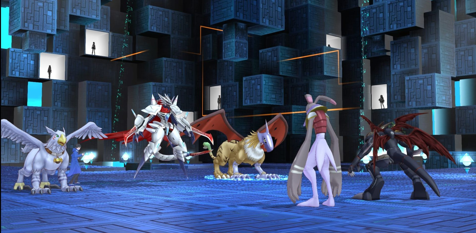 Digimon Story Cyber Sleuth How To Raise Party Memory