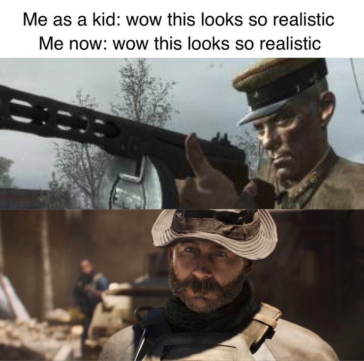 10 Hilarious Call Of Duty Modern Warfare Memes Only True Fans