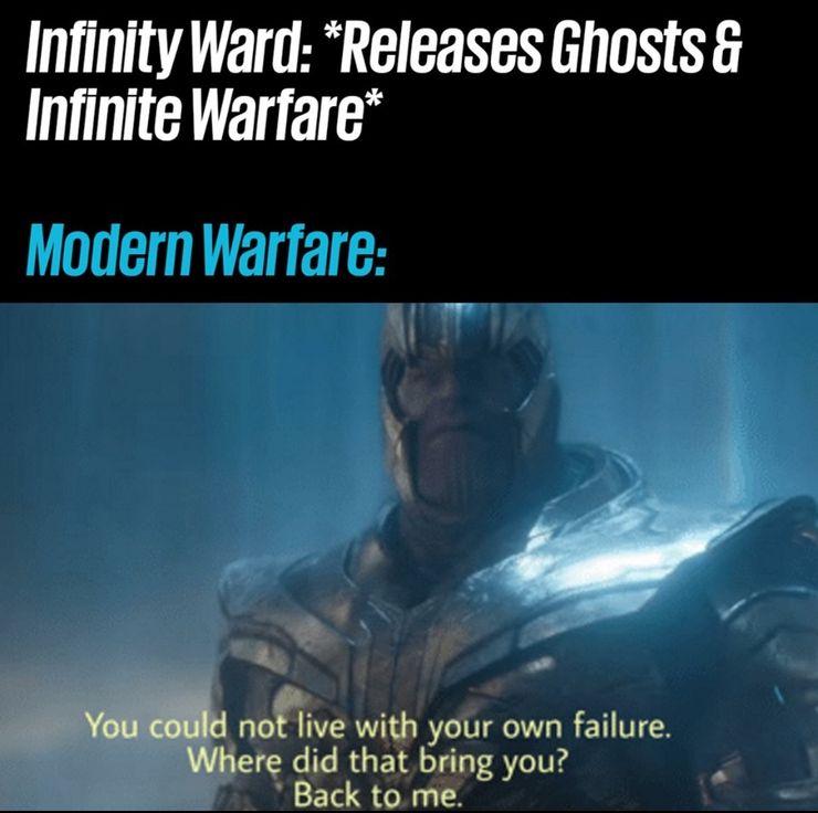 10 Hilarious Call Of Duty Modern Warfare Memes Only True Fans