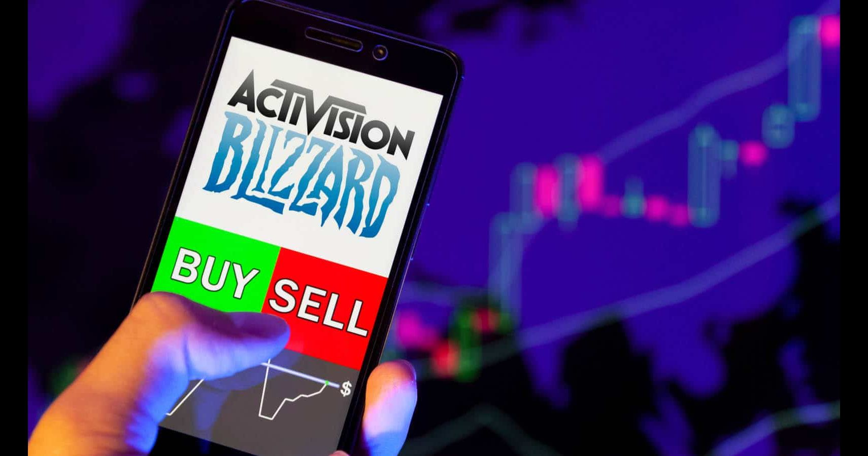 Activision-Blizzard's Sales Are Plummeting | TheGamer