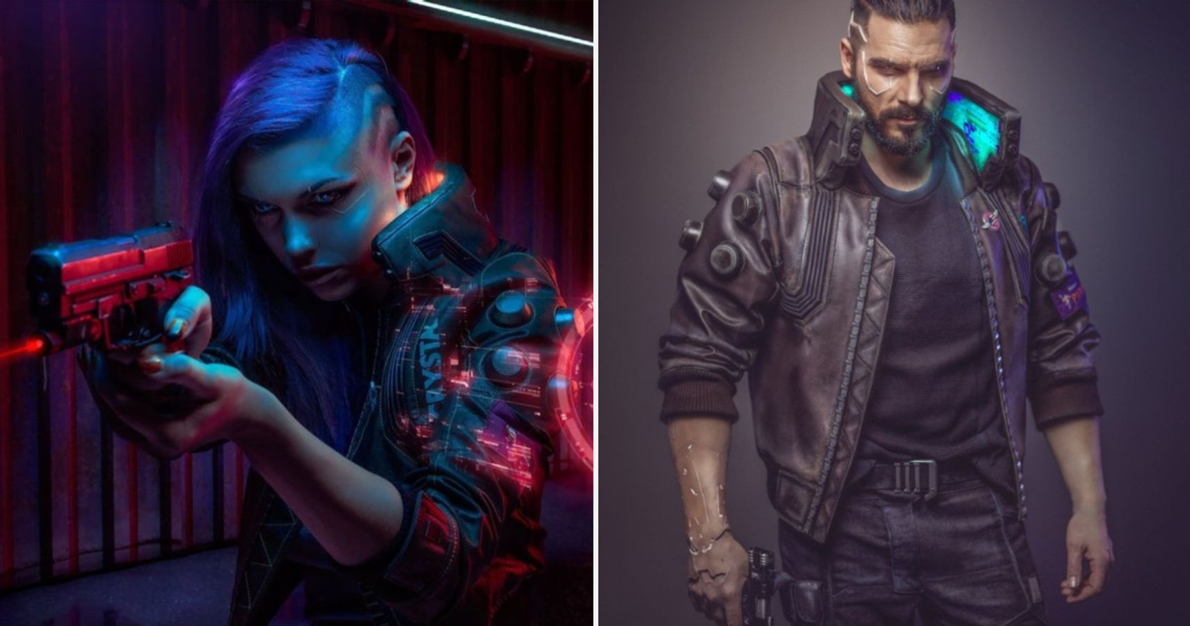 New Look at Jackie and Johnny: What Will Cyberpunk 2077