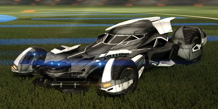 Rocket League The 15 Best Cars Ranked Thegamer
