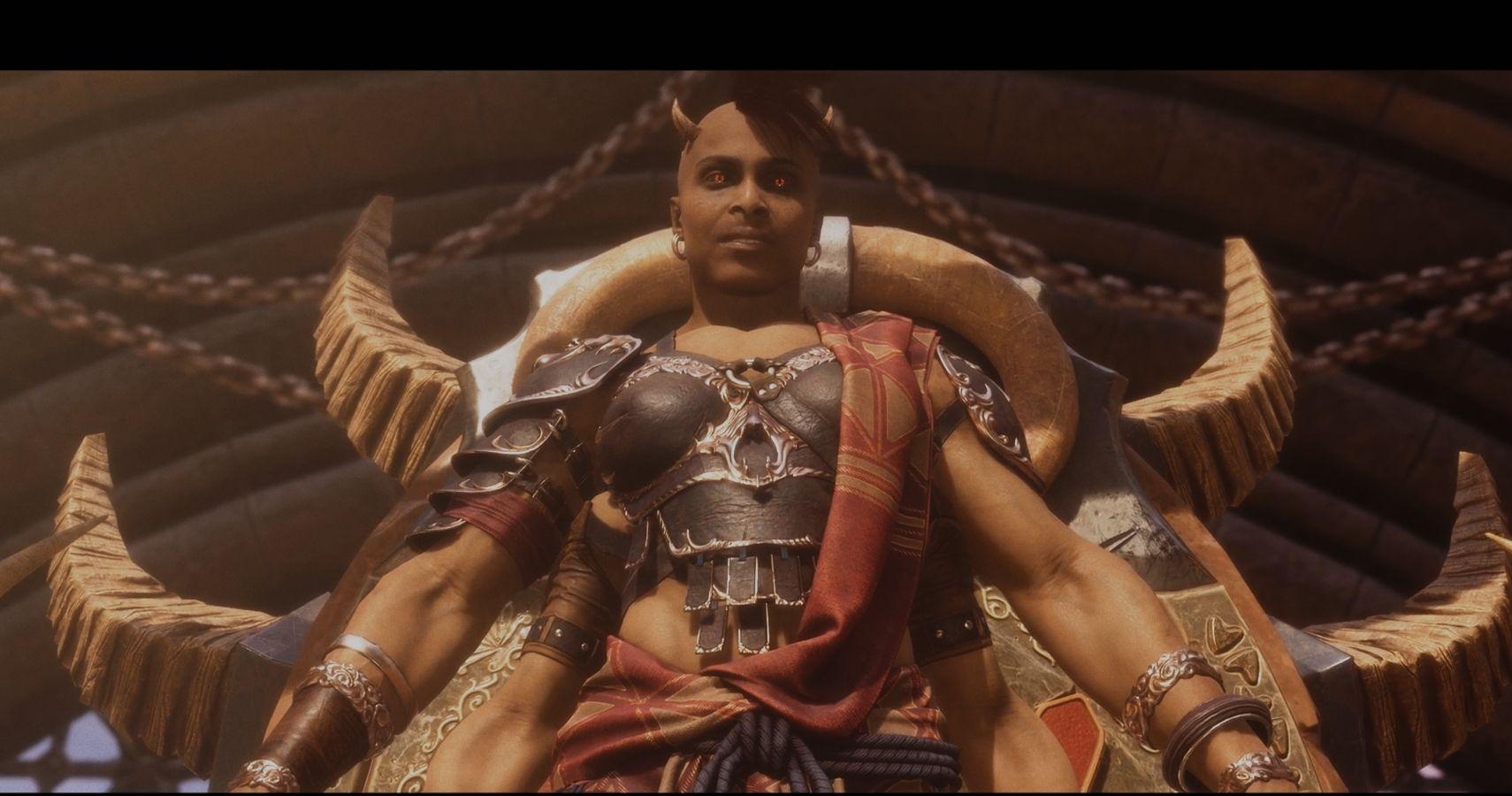 Forewarned Is Four Armed A Closer Look At Mortal Kombat S Sheeva
