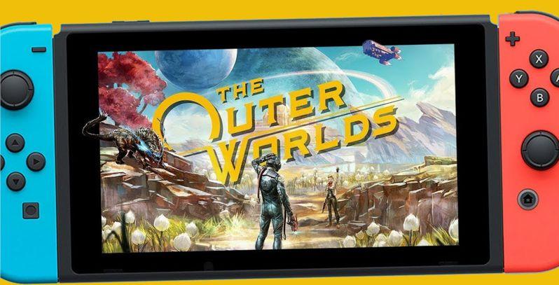 Μέχρι τον Μάρτη του 2020 το Outer Worlds