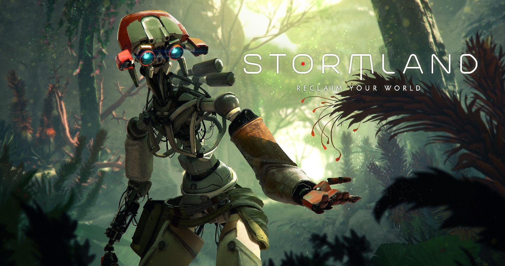 Stormland Review Oculus Rift VR   TheGamer