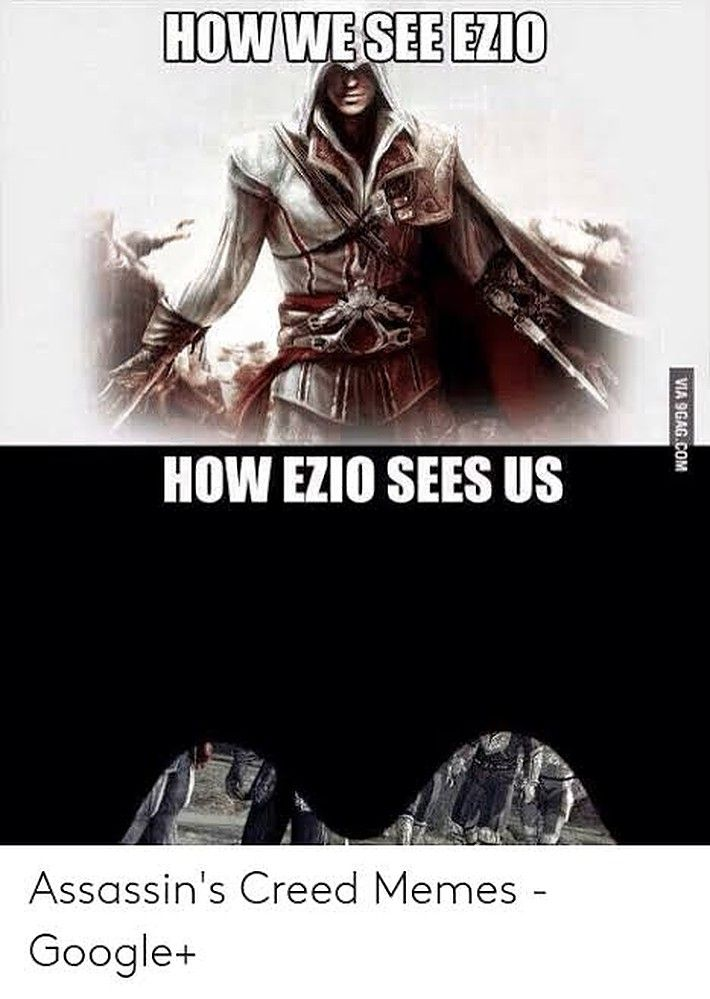 10 Assassin S Creed Memes That Are Too Hilarious For Words
