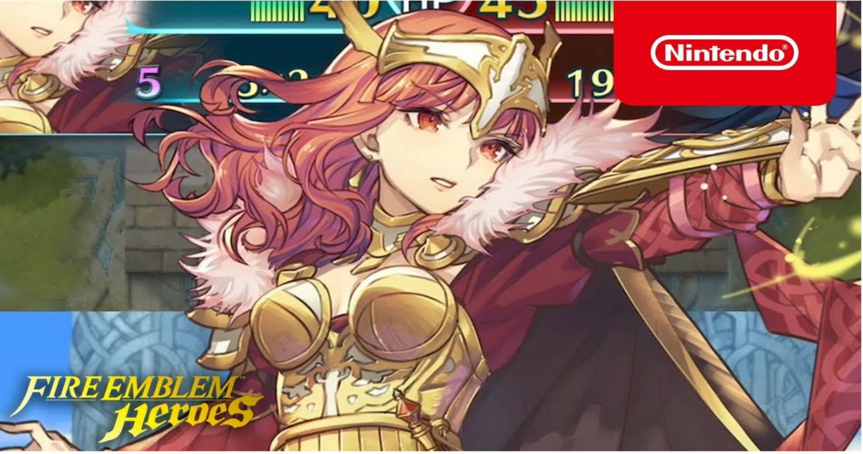 Fire Emblem Heroes Finally Adds Legendary Celica Thegamer