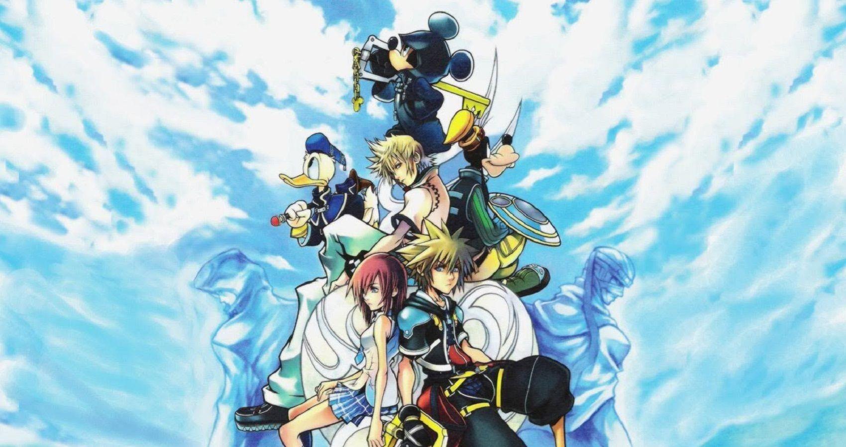 Kingdom Hearts 3 Review | USgamer