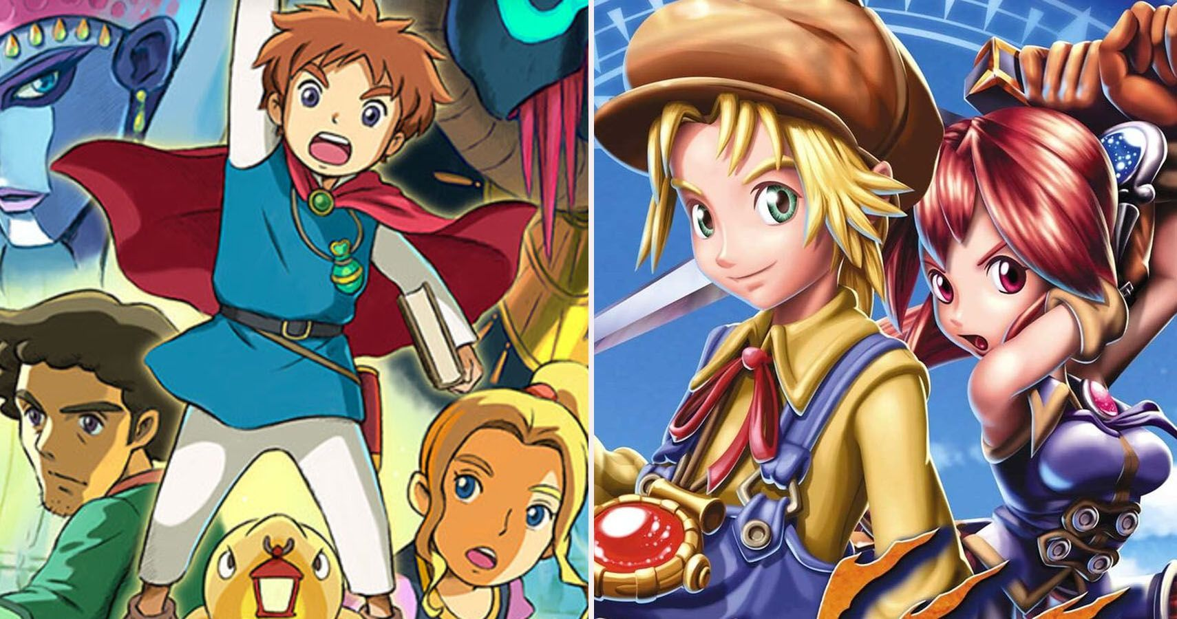 The 10 Best Level-5 Games, Ranked (According To Metacritic)