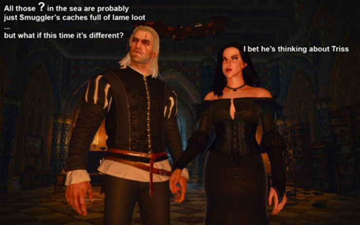 The Witcher 3 10 Hilarious Yennefer Memes That Will Make You Cry