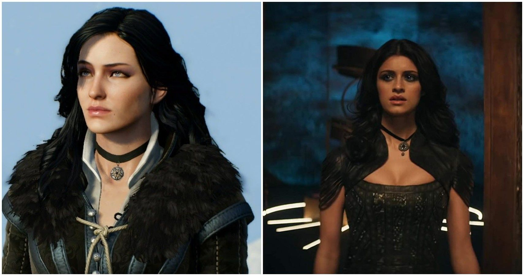 Hot yennefer witcher 3 The 37
