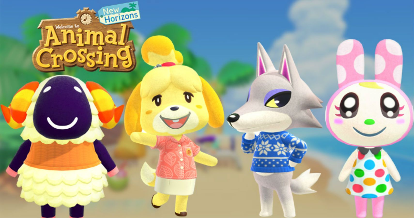 New Artwork of Isabelle Released For Animal Crossing: New ...