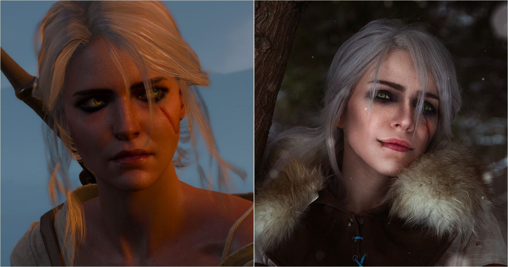 The Witcher 10 Awesome Ciri Cosplays That Look Just Like The Game