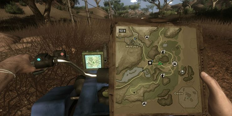 5 Reasons Far Cry 2 Is The Best In The Series 5 Things It