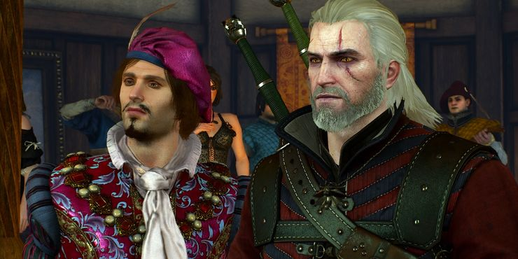 The Witcher 3 10 Things Only Players Of The Previous Games In The Franchise Noticed About Geralt