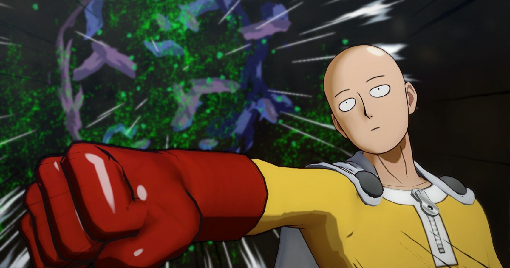How Saitama Works In One Punch Man: A Hero Nobody Knows
