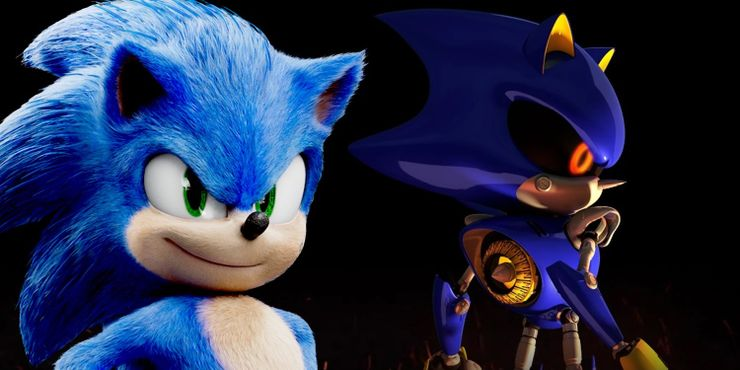Metal Sonic Needs To Be In The Movies Thegamer