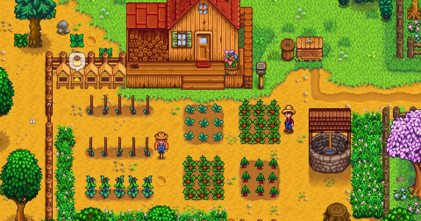 5 Best Crops In Stardew Valley The 5 Worst Thegamer You've inherited your grandfather's old farm plot in stardew valley. 5 best crops in stardew valley the 5