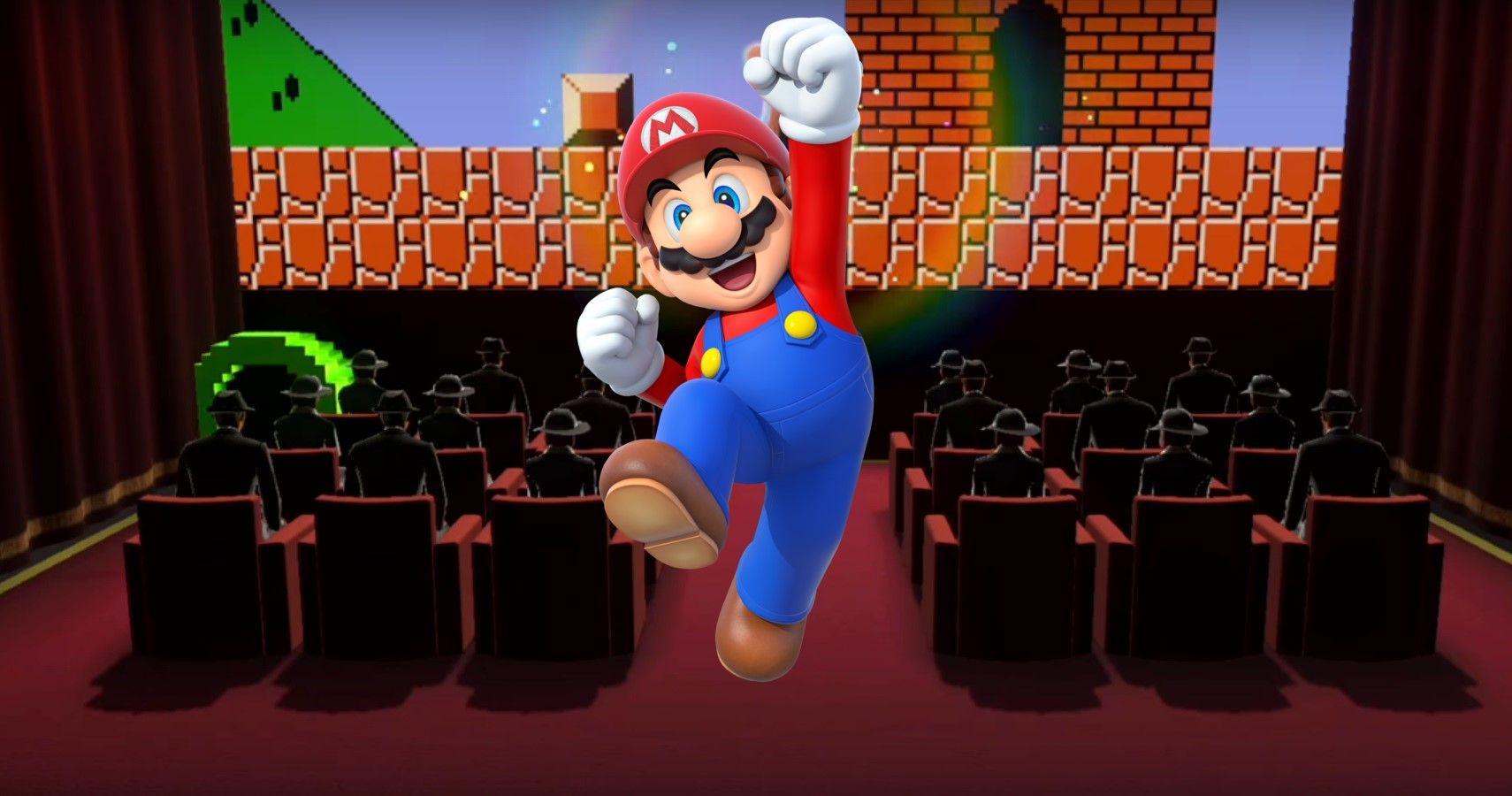 Shigeru Miyamoto Changed His Mind About Making Mario Movies