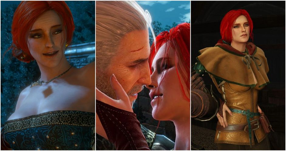 Triss sexy Persuasion, a