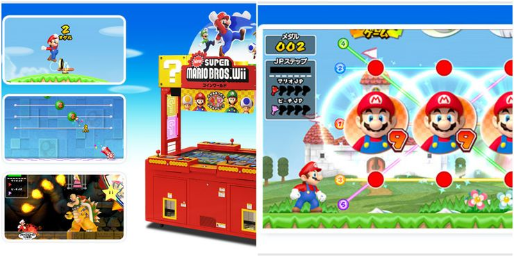 10 Mario Games You Never Knew Existed Because They Re Arcade