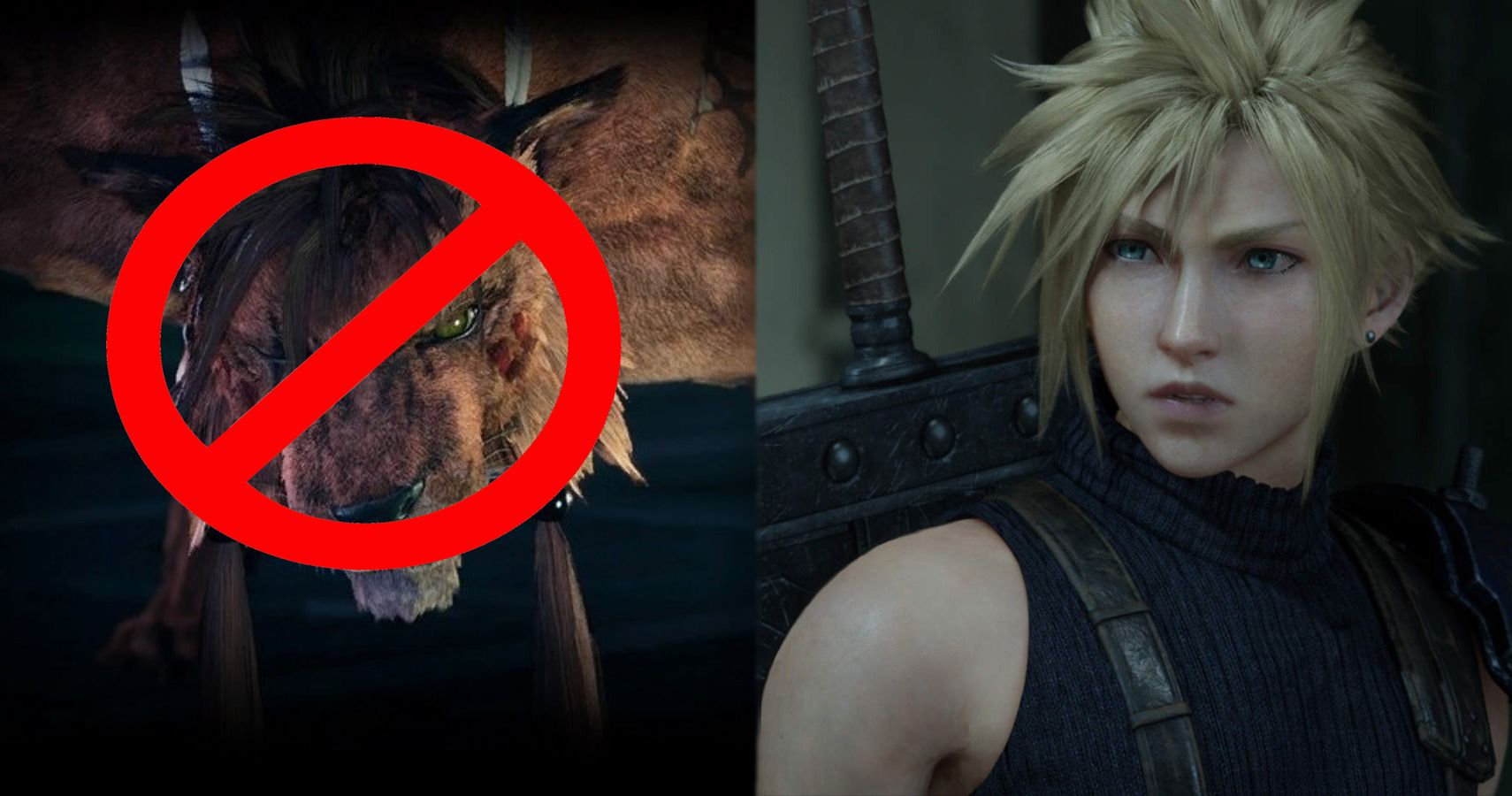 Red Xiii Won T Be Playable In Final Fantasy 7 Remake Thegamer