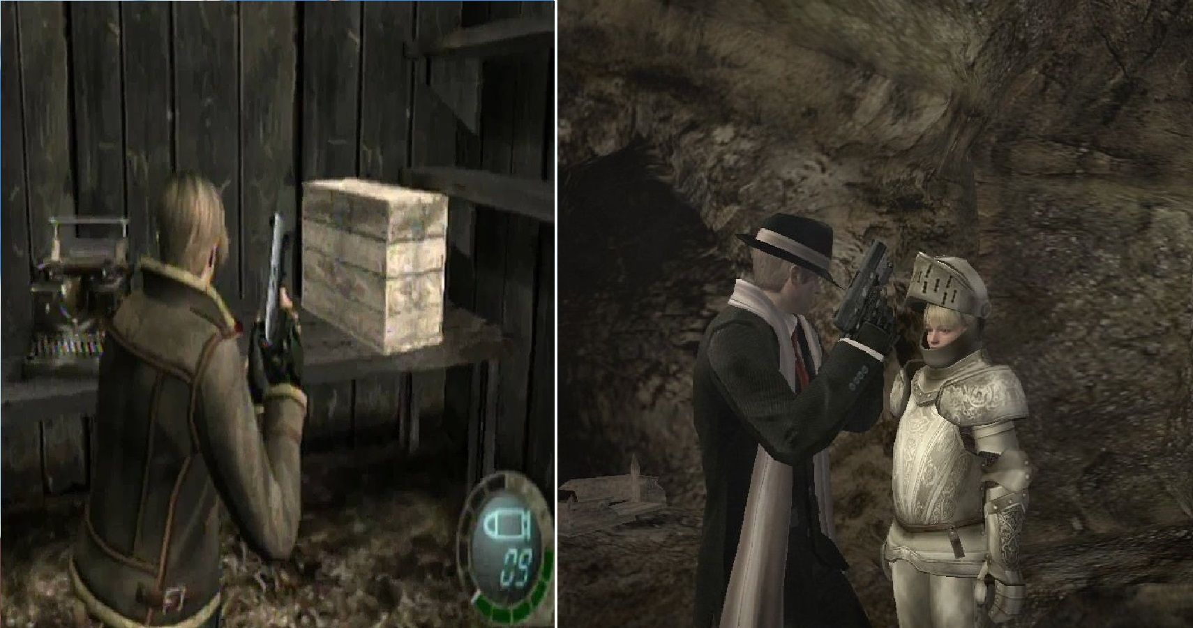 10 Differences Between Resident Evil 4 On Gamecube Other Re Releases