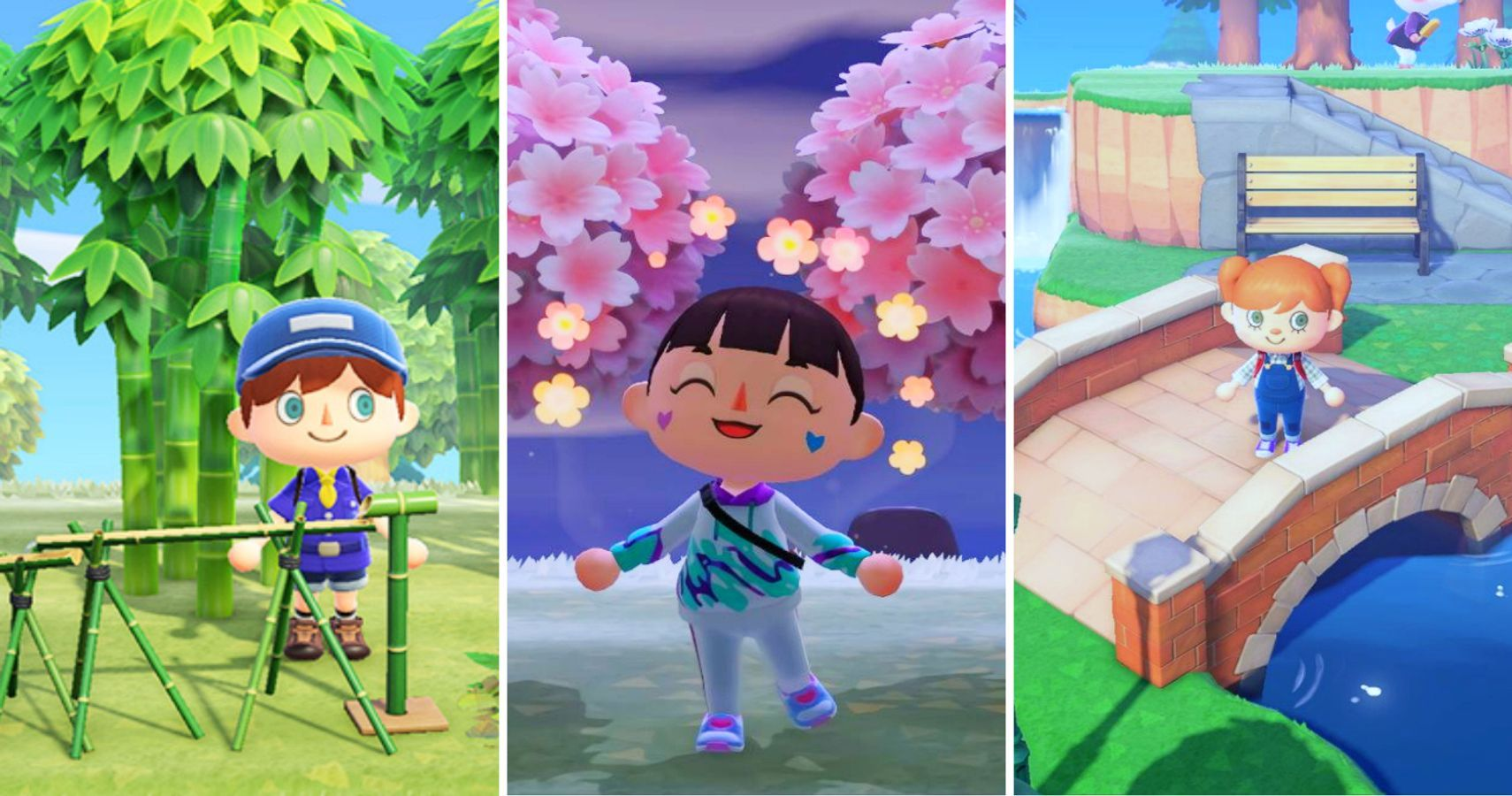 15 Gorgeous Animal Crossing New Horizons Island Designs