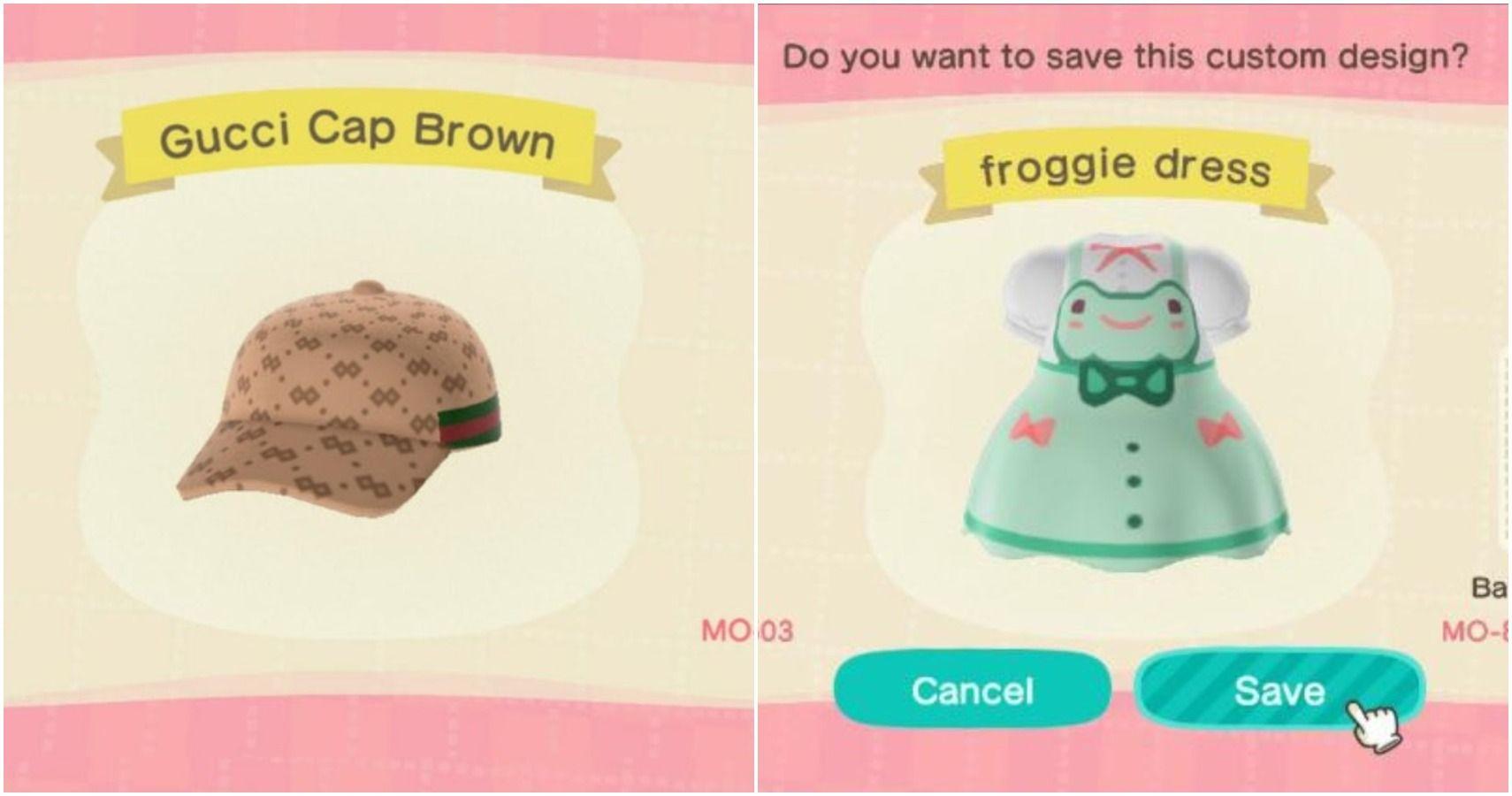 15 Awesome Animal Crossing New Horizons Custom Clothing You Need