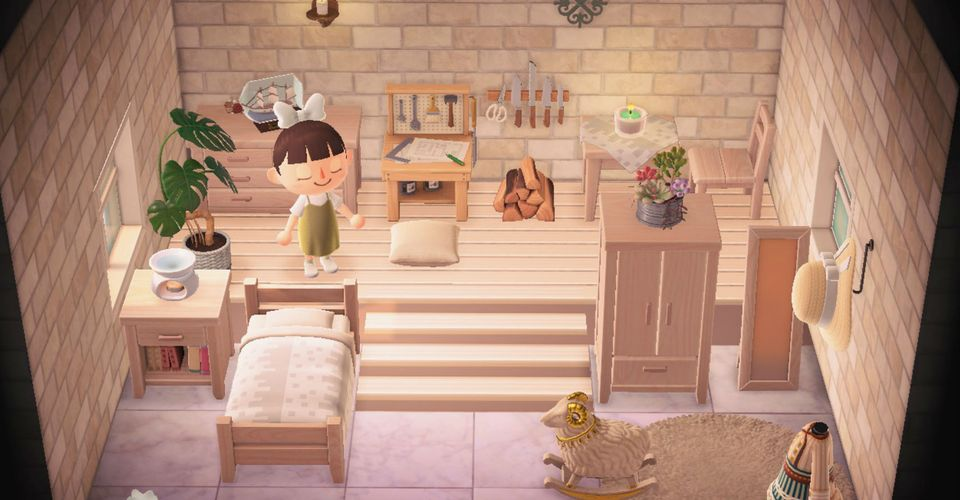Animal Crossing New Horizons How To Build A Loft In Your House